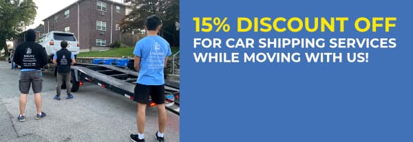 Discount for Car Shipping